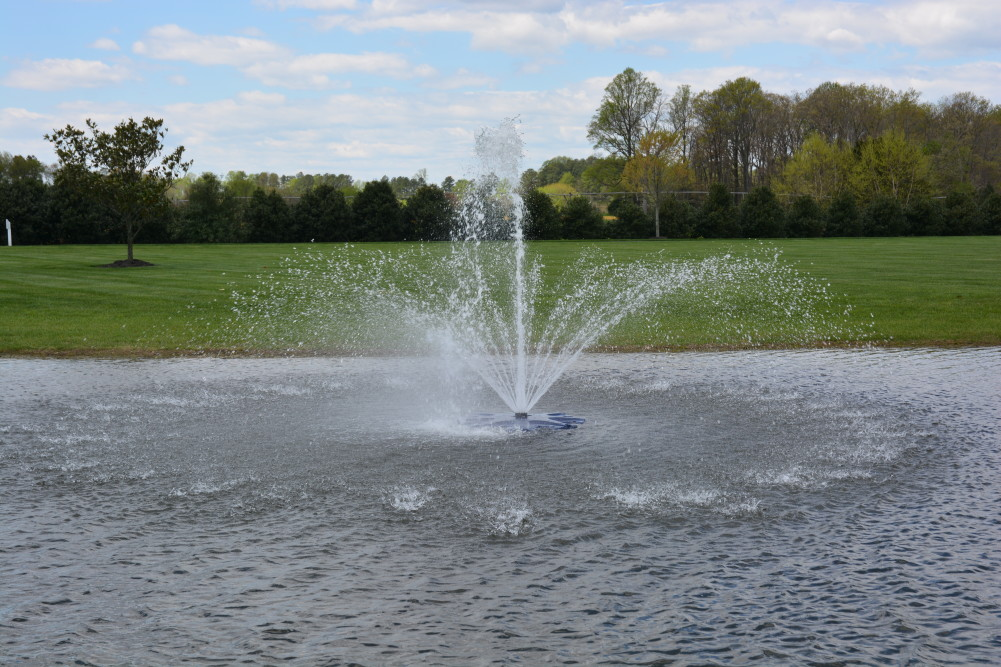 Water Feature Fountain and Pond by Bryan and Sons